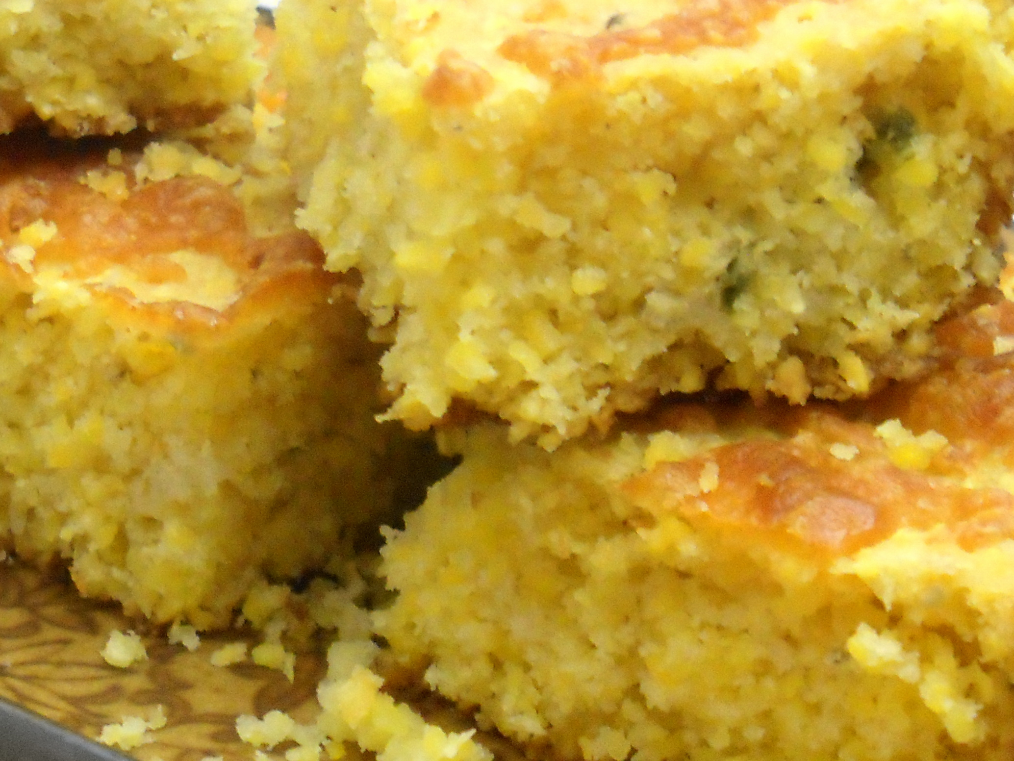 Basic Buttermilk Corn Bread Recipe — Dishmaps